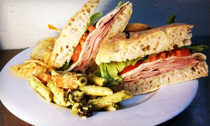 Portland Catering Company - Bull Mountain: 5, 10, or 20 Specialty Box Lunches Delivered by Portland Catering Company (Up to 63% Off)