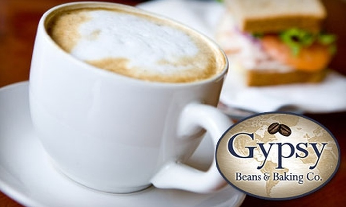 Gypsy Beans & Baking Co. - Detroit - Shoreway: $5 for $10 Worth of Pastries, Coffee, and Bistro Fare at Gypsy Beans & Baking Co.