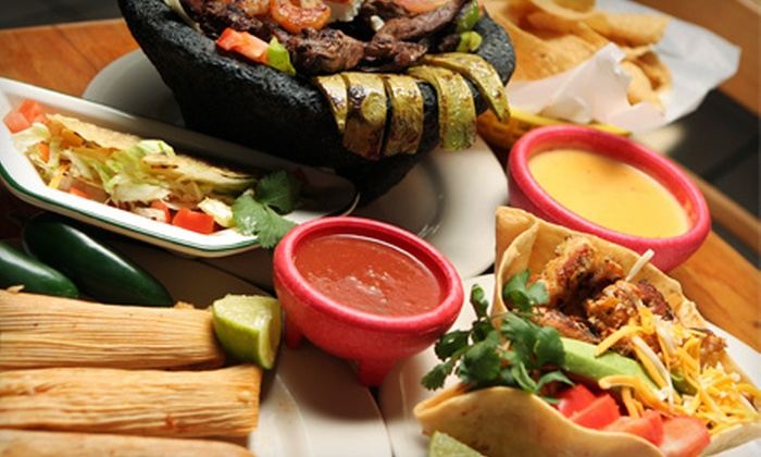 Julio's Barrio - Strathcona: $20 for $40 Worth of Mexican Cuisine and Drinks on a Weekday or Weekend at Julio's Barrio