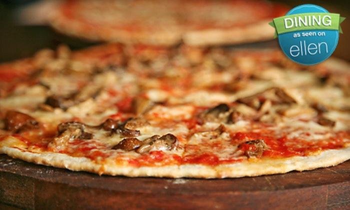 Verrazano Pizza - Spring Valley: $10 for $21 Worth of Brick-Oven New York–Style Pizza and Italian Fare at Verrazano Pizza