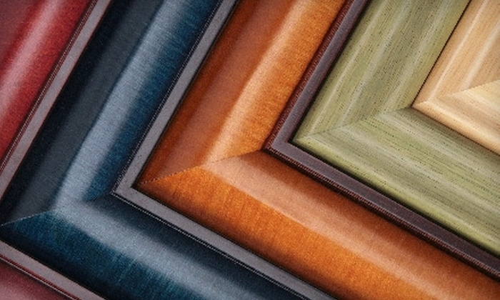 Museum Quality Framing - Camarillo: $50 for $100 Worth of Printing and Custom Framing Services from Museum Quality Framing in Camarillo