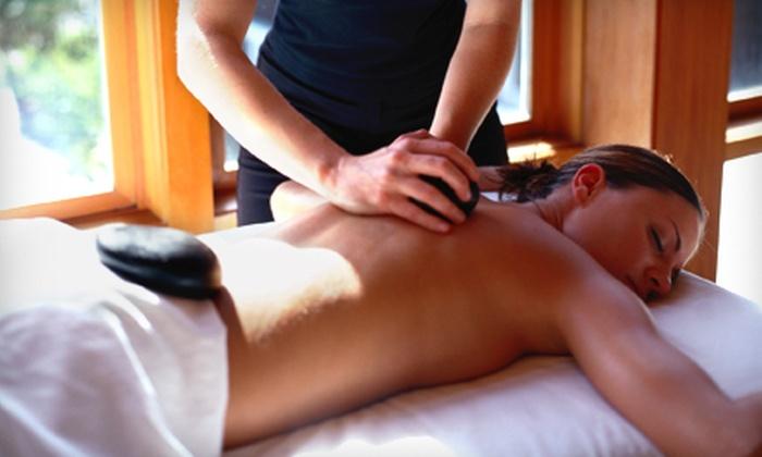 Body, Back & Balance - Huntsville: One-Hour Hot-Stone or Deep-Tissue Massage at Body, Back & Balance