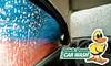 Quick Quack Car Wash - Multiple Locations: $25 for Five Best Car Washes With Tire Shine at Quick Quack Car Wash ($50 Value)