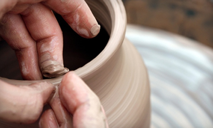 The Syracuse Ceramic Guild's 31st Annual Pottery Fair at Stone Quarry Hill Art Park - Cazenovia: $10 for a Pottery-Fair Outing and Crafts at the Syracuse Ceramic Guild's 31st Annual Pottery Fair ($23 Value)
