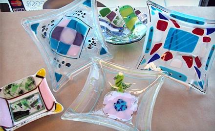 Designing Dish: BYOB Ladies' Pottery Night for 1 - Designing Dish in East Aurora