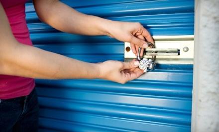 Storage Plus: 2-Month Rental of a 10'x10' Storage Unit Plus Lock  - Storage Plus  in Murfreesboro