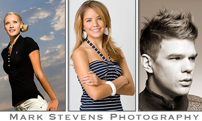 Mark Stevens Photography  - Denver: $50 for a Senior-Photo Session or Family-Portrait Session On-Location with Mark Stevens Photography (Up to $415 Value)