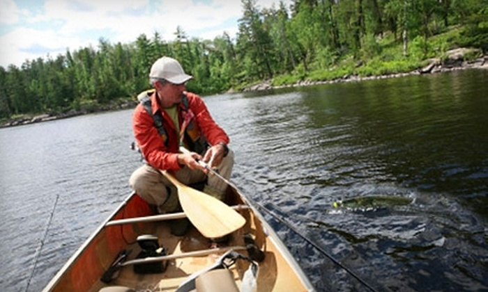 Voyageur North Outfitters - Ely: $190 for a Four-Day, Three-Night Boundary Waters Canoe Trip from Voyageur North Outfitters in Ely ($390.30 Value)