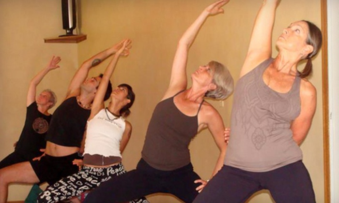 Inner Power Yoga - Potomac Lakes: 5 or 10 Classes at Inner Power Yoga in Sterling (Up to 64% Off)