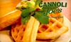Cannoli Joe's - Sunset Valley: $15 for Unlimited Brunch for Two at Cannoli Joe's ($30 Value)