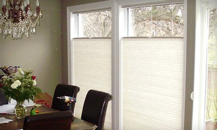 Blinds by DB - Coronation Park: $45 for $300 Worth of Custom Window Coverings from Blinds by DB