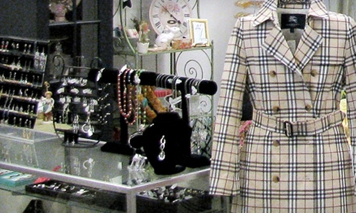 Amelia's Antics - Millbrae: $25 for $50 Worth of Consignment Clothes and Accessories at Amelia's Antics in Millbrae