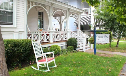 2-Night Stay for Two in the Richard's Quarters, Royalty, or Little Cabin Room, Valid SundayWednesday - Ocean City Mansion in Ocean City
