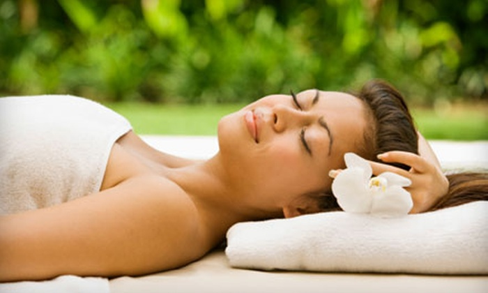 Healthy Reflections - Grand Rapids: $35 for a Detoxifying Body Wrap at Healthy Reflections ($75 Value)