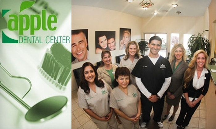 Apple Dental Center - Apple Valley: $180 for a One-Hour In-Office Teeth-Whitening Treatment plus Take-Home Trays from Apple Dental Center ($600 Value)