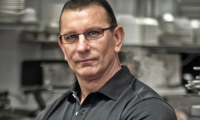"""Cooking: Possible"" - Butler - Tarkington: One or Two Tickets to ""Cooking: Possible"" with Food Network Star Robert Irvine at Clowes Memorial Hall on November 16 at 7:30 p.m."