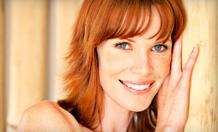 Women's Haircut, Conditioning Treatment, and Single-Process Color (a $125 value) - Inner Beauty Salon in Bethel