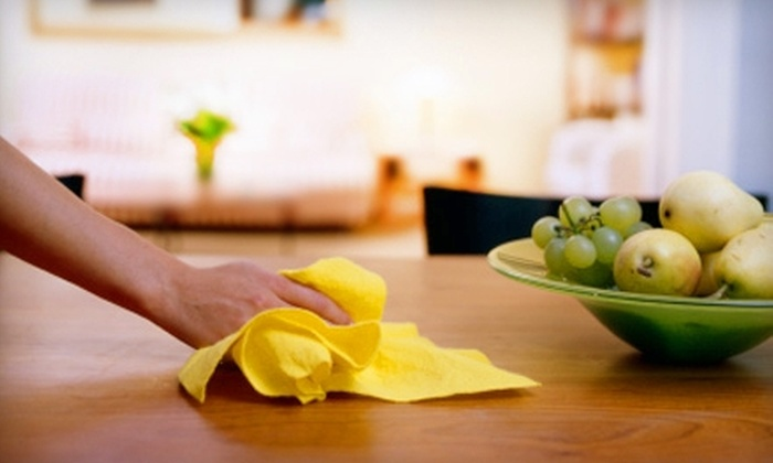 Great White Cleaning Services - Wallingford: $49 for One and a Half Hours of Home or Business Cleaning from Great White Cleaning Services ($105 Value)