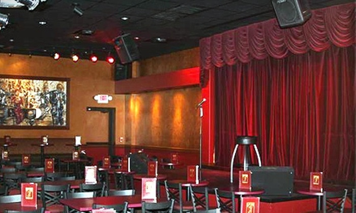 Laff Spot Comedy Club - Houston: $15 for Two Tickets to a Show at Laff Spot Comedy Club in Spring ($30 Value)