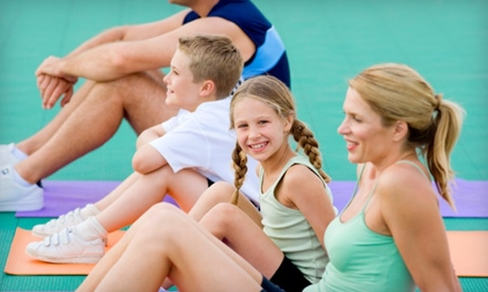 Shrewsbury Health & Racquet Club - Shrewsbury: $15 for Fitness Package Including 15-Day Pass, Personal Training, and Nutrition Counseling at Shrewsbury Health & Racquet Club ($199 Value)