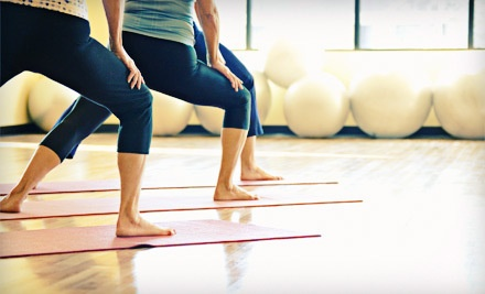 1 Month Unlimited Yoga Classes - NC Yoga in Charlotte