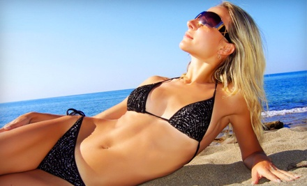 3 Level 2 Bronzing Bed Sessions (a $30 value) - Tanz Mania Tanning in Lansing