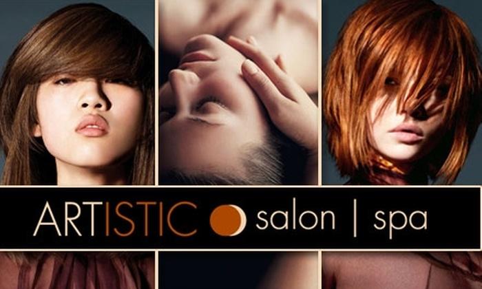 Artistic Salon Spa - Dallas: $50 for $100 Worth of Services at Artistic Salon Spa
