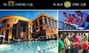 The Sporting Club and La Jolla Sports Club - Multiple Locations: $49 for a One-Month Unlimited Pass and a 30-Minute Custom Calming Massage at The Sporting Club and La Jolla Sports Club ($265 Value)