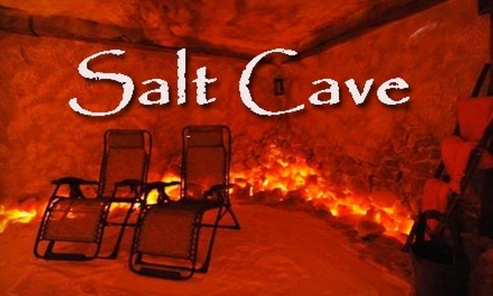 Salt Cave - Park Shore: $20 for a 45-Minute Salt-Therapy Session at Salt Cave ($45 Value)