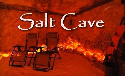 groupon salt cave