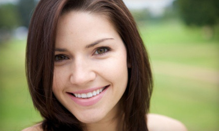 Cupertino Center for Cosmetic Dentistry & Santa Clara Family Dental - Multiple Locations: Dental-Care Package or Zoom! Teeth-Whitening at Cupertino Center for Cosmetic Dentistry & Santa Clara Family Dental (Up to 77% Off). Two Locations Available.