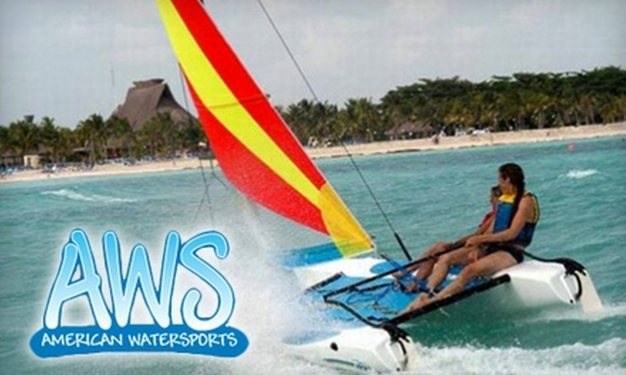 american-watersports-fort-lauderdale - Multiple Locations: Two-Hour Sailboat Rental from American Watersports in Pompano Beach. Choose from Two Sailboat Options.