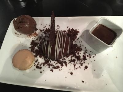 Formule «Bistro» ou menu «Gourmet» avec entrée, plat et dessert pour 2 personnes dès 55 € au Resto de Babeth