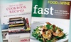 "Food & Wine Magazine:  $20 for Two Cookbooks from ""Food & Wine"" Magazine ($39.94 Value)"