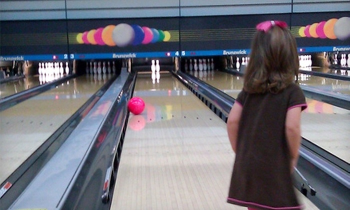 Ormond Lanes - Daytona Beach: $5 for Two Games and One Shoe Rental at Ormond Lanes (Up to $11.20 Value)