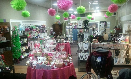 $30 Groupon to Sweet Peas Unique Gifts  - Sweet Peas Unique Gifts in Mount Holly