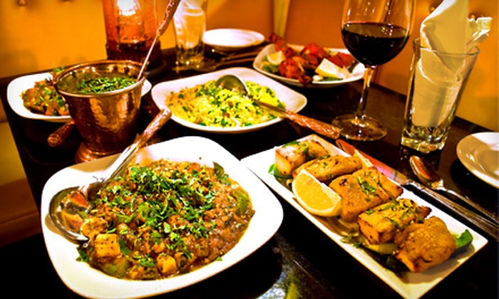 Little India Restaurant & Bar - Central Business District: $10 for $20 Worth of Indian Dinner Fare and Drinks at Little India Restaurant & Bar