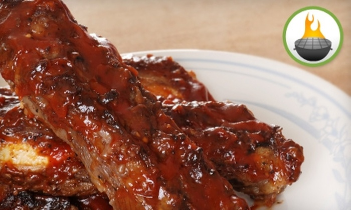 Hambones BBQ - Hapeville: $10 for $20 Worth of Southern-Style Barbecue at Hambones BBQ in Hapeville