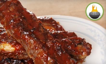 $20 Groupon to Hambones BBQ - Hambones BBQ in Atlanta