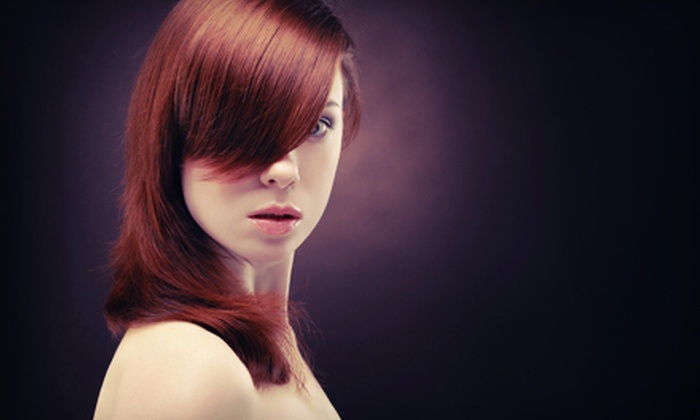 Diablo Beauty Salon - Danville: Haircut and Style, Haircut and Color, or a Straightening Treatment at Diablo Beauty Salon in Danville (Up to 71% Off)
