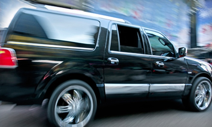 Global Transportation Services - Mission Viejo: One-Way Airport Transport for Two, Four, or Six from Global Transportation Services (Up to 56% Off)