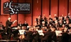 Hendricks Symphonic Society - Avon: $10 for Two Tickets to the Hendricks Symphonic Society (Up to $21 Value). Choose from Four Concert Dates.