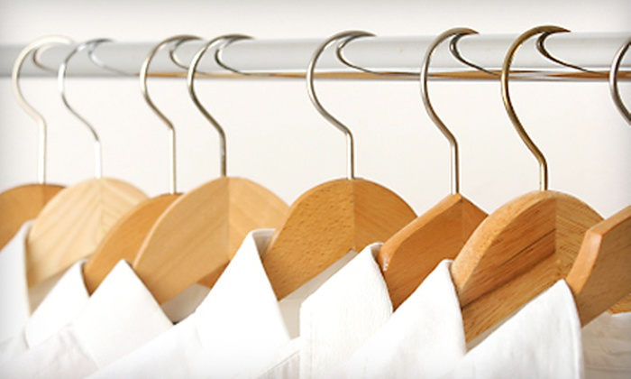 Zengeler Cleaners - Multiple Locations: $25 for $50 Worth of Professional Fabric-Care Services at Zengeler Cleaners