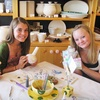 Color Me Mine – Half Off Pottery-Painting Party
