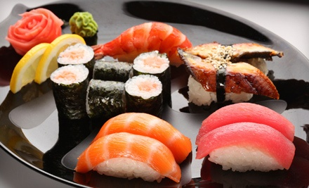 $25 Groupon Valid MondayThursday - Kyoko's Japanese Restaurant in Fayetteville
