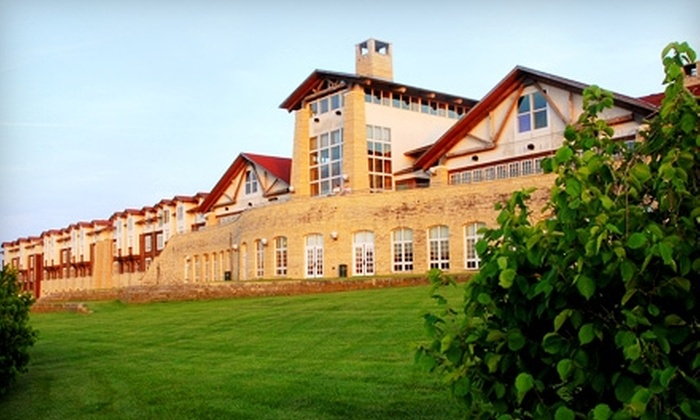Lied Lodge & Conference Center - Four Mile: $54 for One-Night Stay at Lied Lodge & Conference Center (Up to $129 Value) in Nebraska City