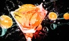 Up to 61% Off Dinner at 45 Degrees Martini Lounge in Chesapeake