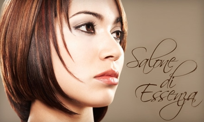 Salone Di Essenza - West Lake Hills: $99 for Haircut and Partial Highlights at Salone di Essenza