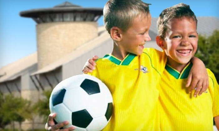 Nytex Sports Centre - North Richland Hills: $49 for One Week of Children's Multisport Camp at Nytex Sports Centre in North Richland Hills ($99 Value)