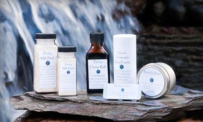 Soulful Earth Herbals - The Stadium District: $10 for $20 Worth of Natural Body Products at Soulful Earth Herbals